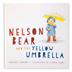 Nelson Bear and the Yellow Umbrella book