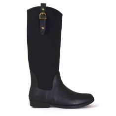 Neo halo matt rubber wellies
