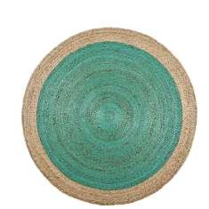 Neptune pinwheel rug