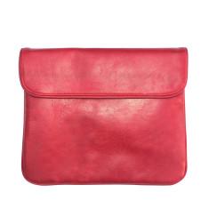 Nevada iPad wallet in cherry