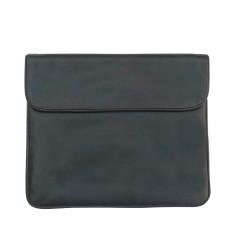 Nevada iPad wallet in chocolate