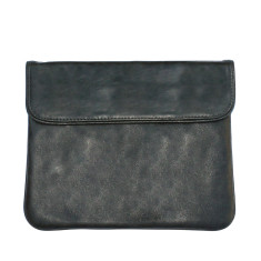 Nevada iPad wallet in licorice