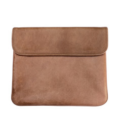 Nevada iPad wallet in mocha