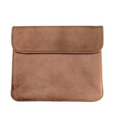 Nevada iPad wallet in mocha