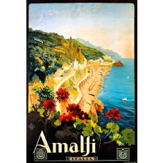 Amalfi vintage wall tile