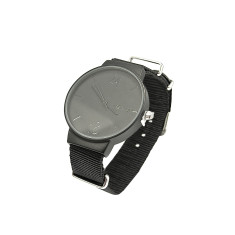 Leonora watch in black