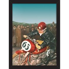 Benelli Motorcycles Print