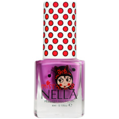 Peel off kids' nail polish in little poppet (non toxic)