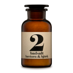 Bath Salts No.2 Hawthorn & Birch