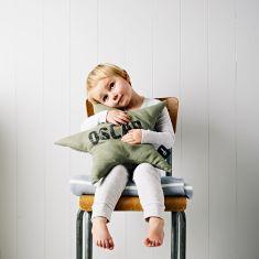 Personalised star shaped Name Cushion