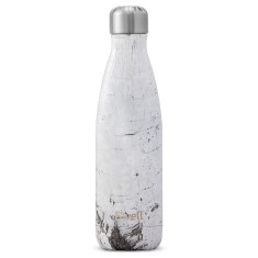 S'well insulated stainless steel bottle in Wood White Birch (multiple sizes)