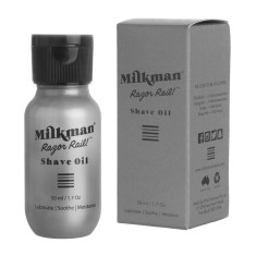 Milkman Razor Rail Shave Oil 50mL