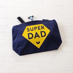 Super Dad Wash Bag