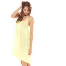 Belagio Dress Yellow