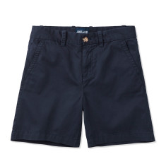 Boys Flat fronted Navy Shorts