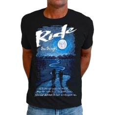 Night rider men's t-shirt