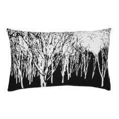 Night forest cushion