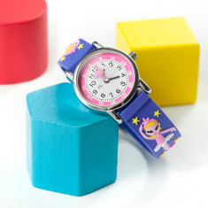 Kids' Personalised Ballerina Watch