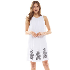 Seminyak Dress White