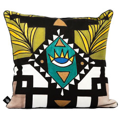 The African Safari Cushion Cover