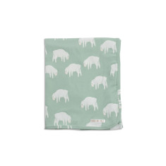 Counting sheep jade baby wrap