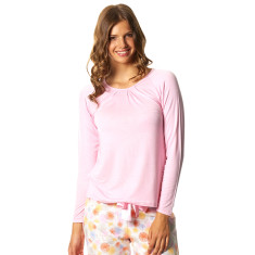 Fly Away Top in Pink