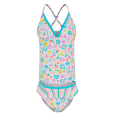 Girls' UPF 50+ Bloom Singlet Kini
