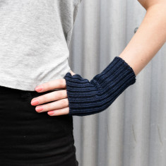 Merino wrist warmers (various colours)