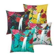 Chintz cushion (various colours)