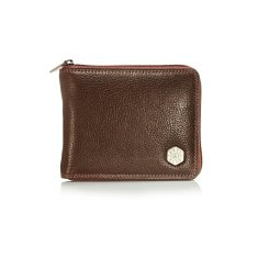 Men's Zip around Wallet
