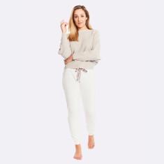 Plush Pant Ivory