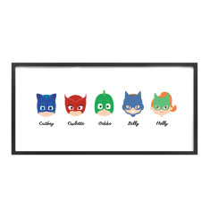SuperKids PJ Masks