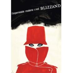 Audrey Hepburn Gruau impermeable moderne blizzand