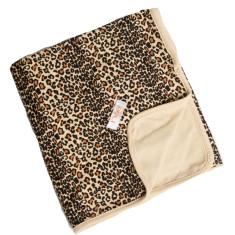 Leopard bunny rug