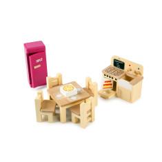 Tidlo toy kitchen set