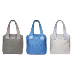 Square slouch handbag (various colours)