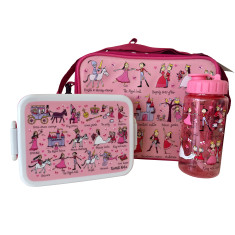 Tyrrell Katz Princess 3 piece lunch set