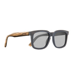 Proof Federal Black Maple/Zebra Polarised