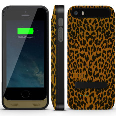Leopard iPhone 5/5s battery case