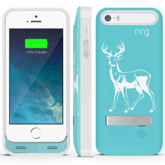 Reindeer iPhone 5/5s battery case