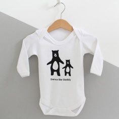 Dance like your Dad Onesie