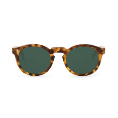 Mr Boho Jordaan High-Contrast Tortoise Sunglasses