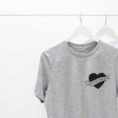 Heart Avocado Unisex T Shirt