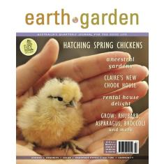Earth Garden Magazine Subscription (Quarterly for One Year)