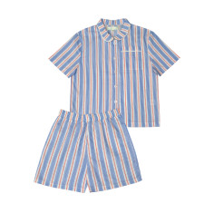 Charlie Racing Stripe PJ's