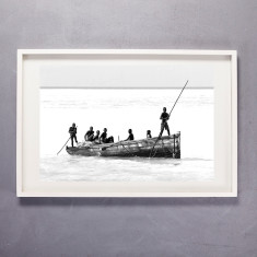 By Sea Photographic Print Wall Art