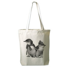 Fairy Penguins tote bag