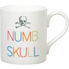 Numb skull mug