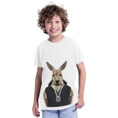 Kangaroo kid's tee