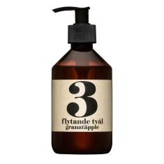 Hand & Body Wash No.3 Pomegranate